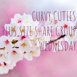 Tops - 3/27 (CLOSED) PLUS SHARE GROUP: Curvy Cuties